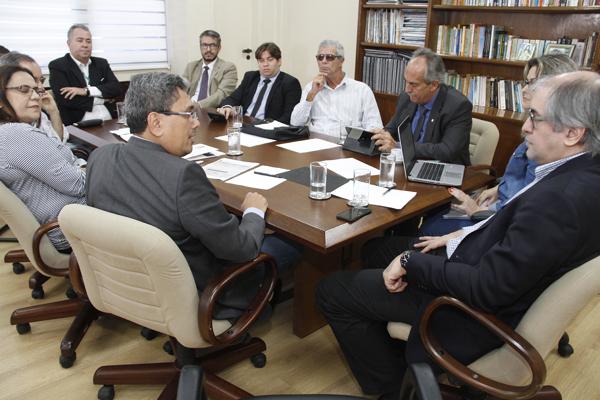 MP de Contas media reunião entre PMA e corretores de imóveis sobre cobrança de ITBI