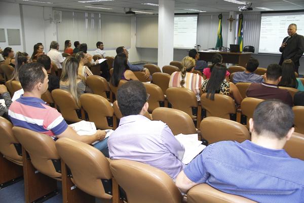 Tribunal de Contas capacita servidores municipais em contabilidade pública