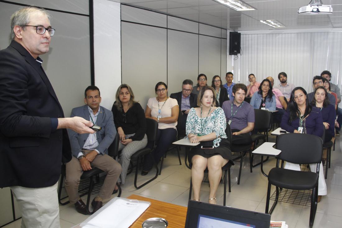 Ministério Público de Contas lança pesquisa de clima institucional