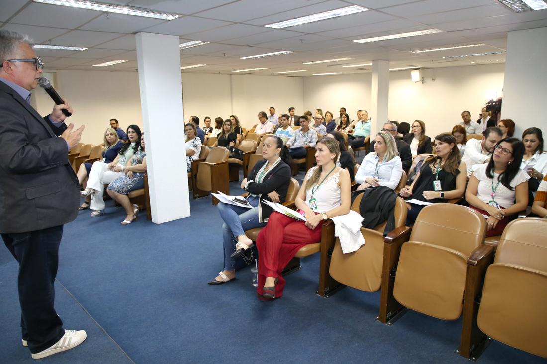 TCE realiza curso sobre instrução de processos de atos de pessoal