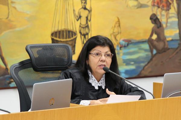 Conselheira corregedora apresenta balanço e projeta metas para 2019