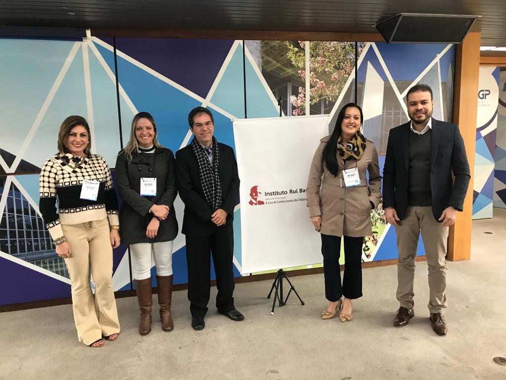 Servidores do TCE/SE participam do 5º Fórum Nacional de Auditoria