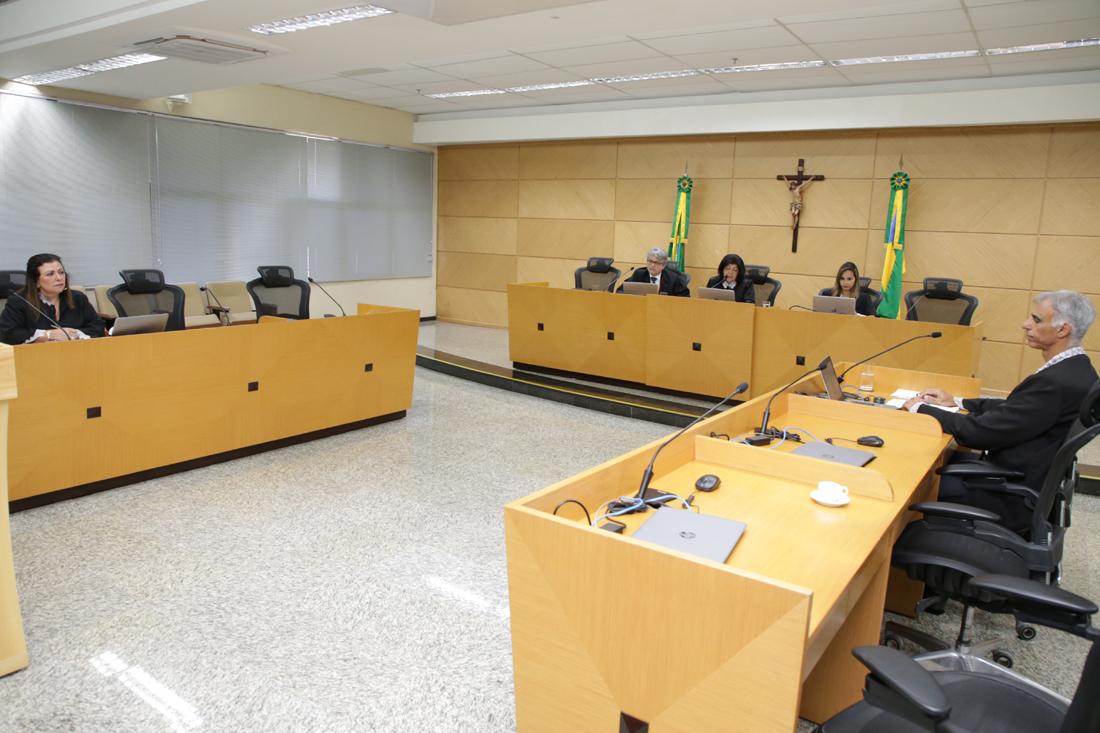 Tribunal de Contas julga 221 processos nas sessões das duas câmaras