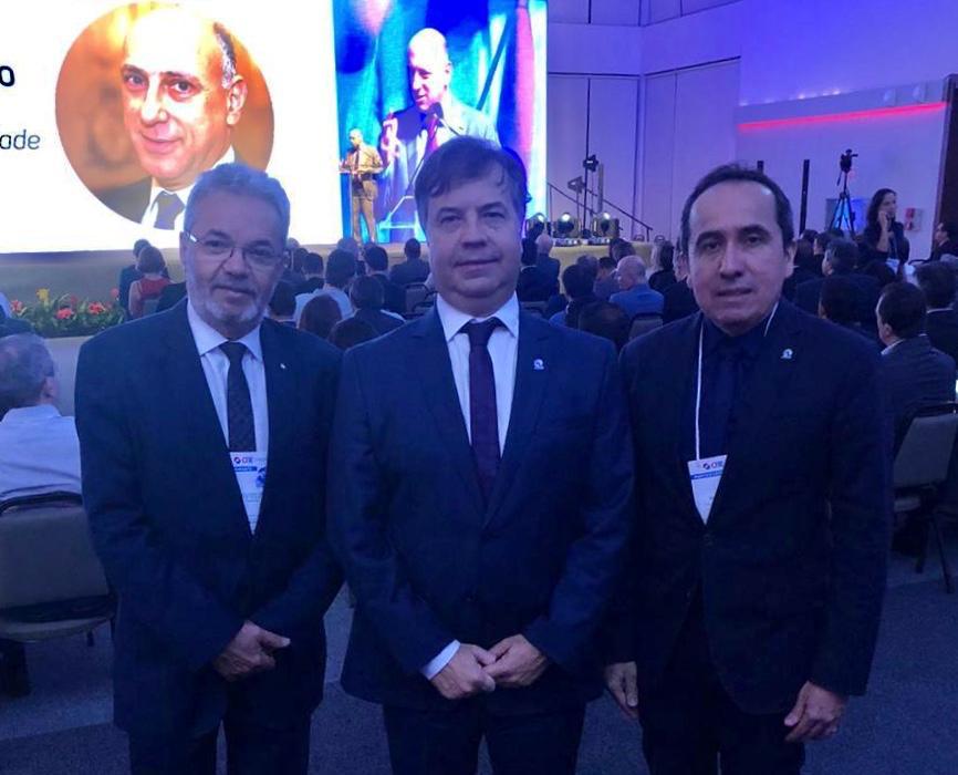 Membros do TCE/SE integram novo corpo diretivo da Atricon