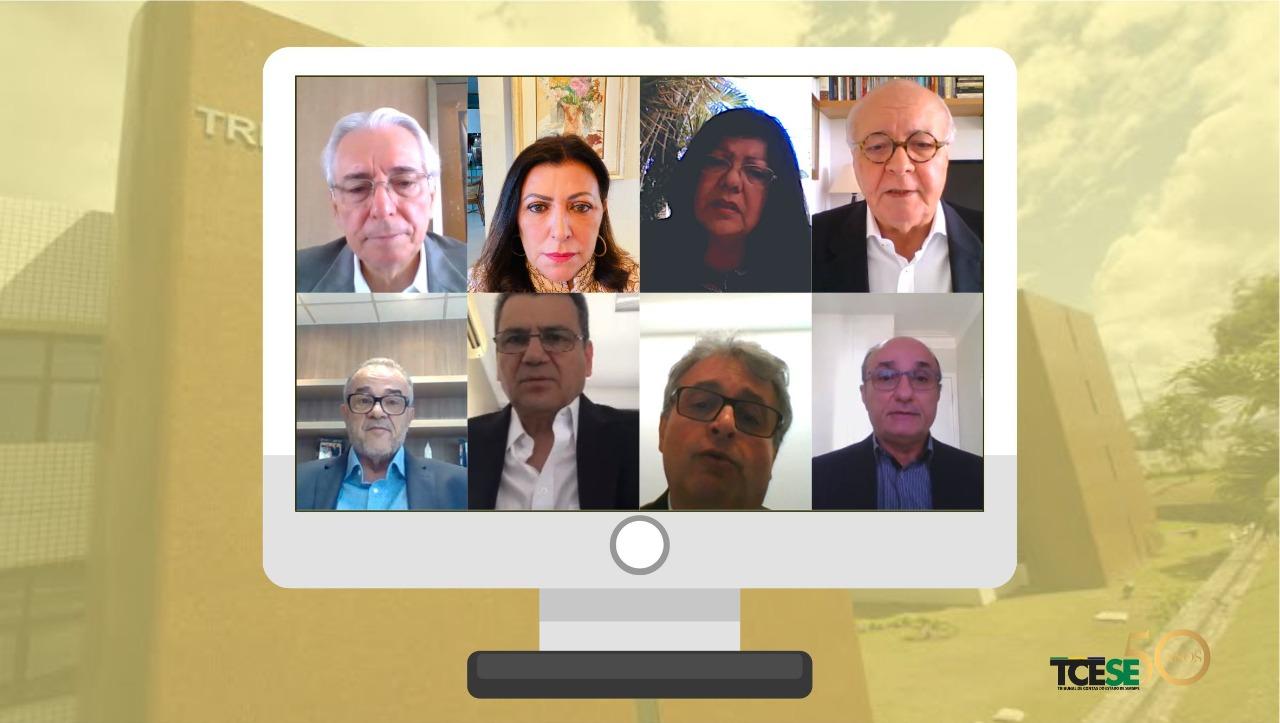 Confira o resultado dos julgamentos da sessão plenária virtual do TCE