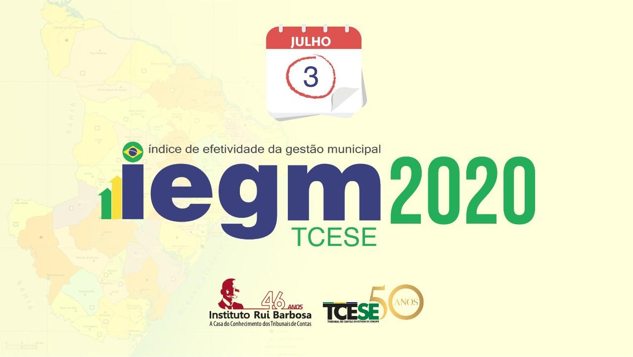 TCE: Municípios têm até esta sexta-feira para preencher questionário do IEGM 2020