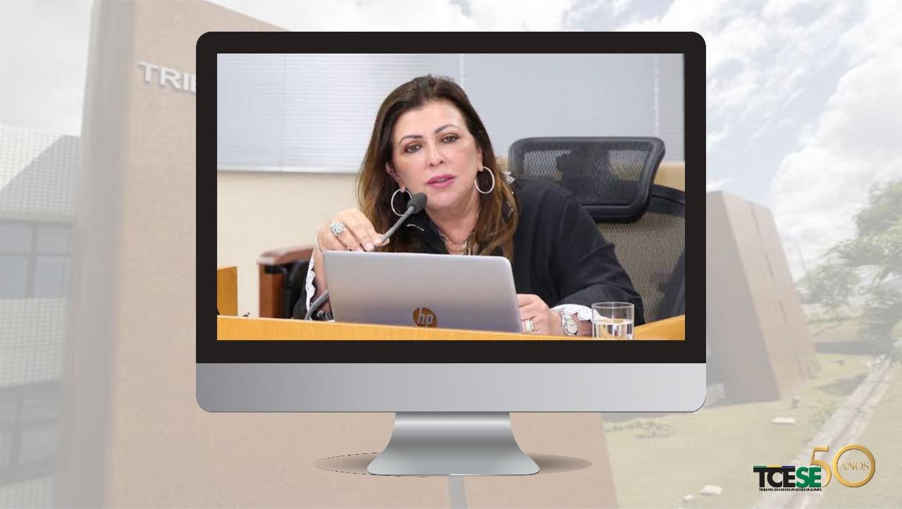 Educação: Conselheira Susana Azevedo apresenta panorama sobre atuação de municípios durante a pandemia