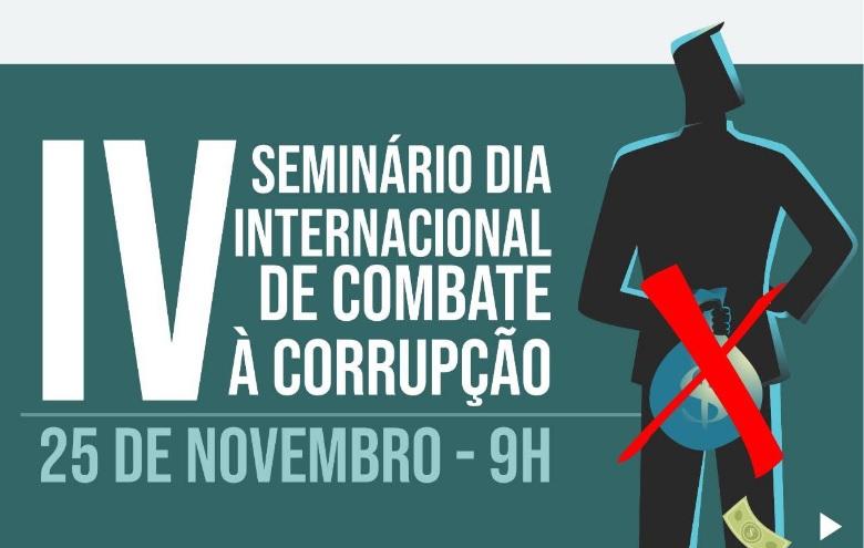 FOCCO/SE promove seminário de Combate à Corrupção atravás do Youtube