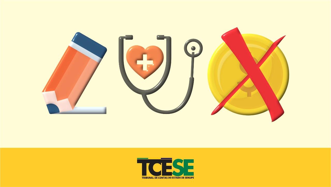 Conselheiros do TCE registram preocupação com fim do piso para gastos em educação e saúde