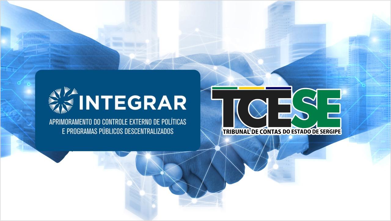 Rede Integrar: TCE adere a ação que prevê trabalho conjunto entre órgãos de controle