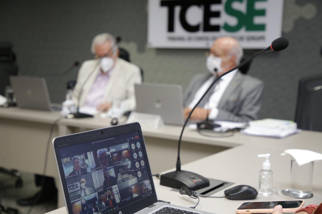 Em ação do TCE/SE, corregedorias de dez tribunais de contas debatem inovações tecnológicas