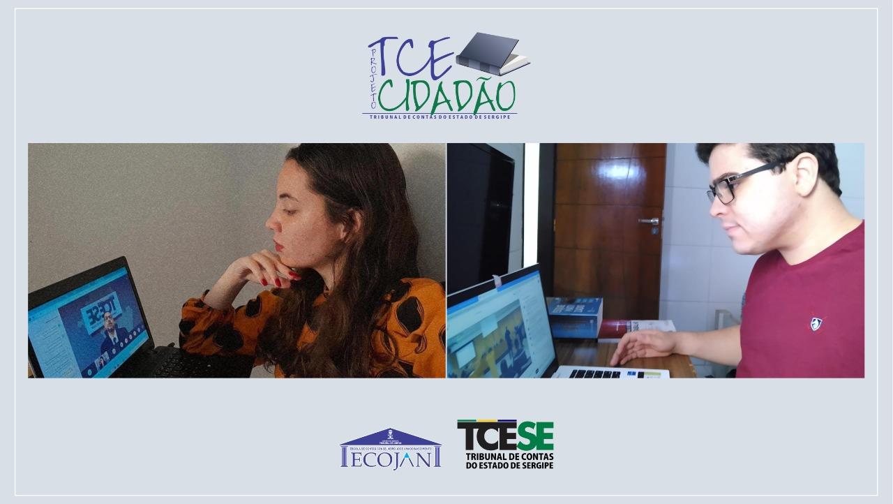 TCE Cidadão proporciona novos conhecimentos para estudantes universitários
