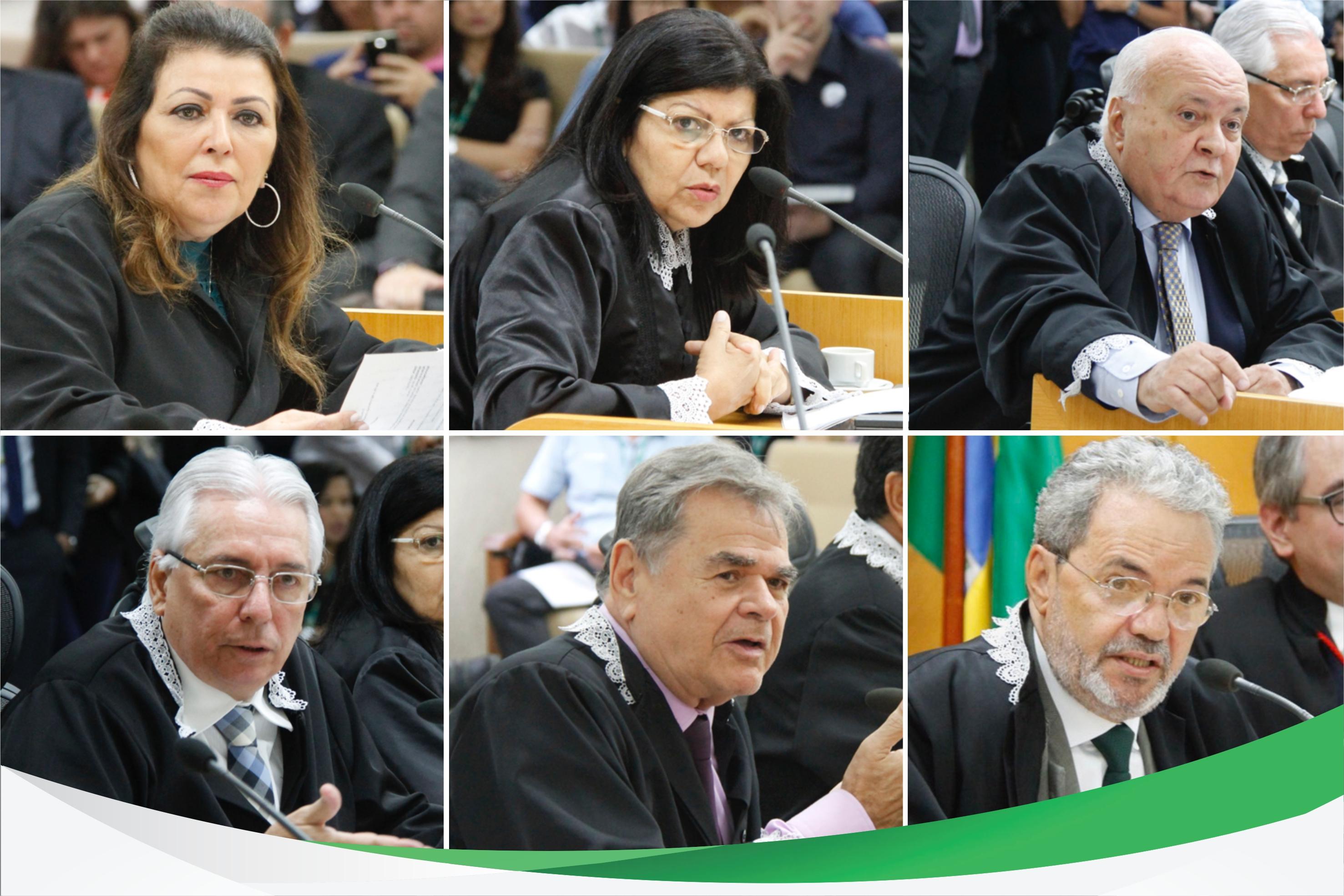 Sessões das Câmaras do Tribunal de Contas terão novas composições