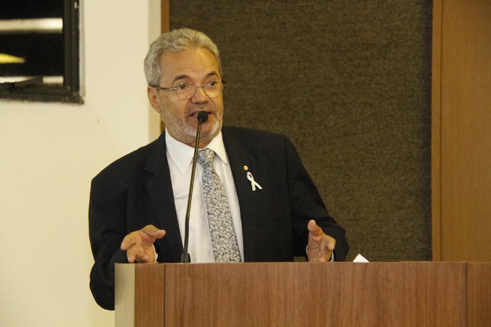 Clóvis Barbosa de Melo, presidente do TCE-SE